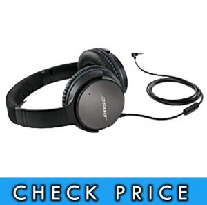 Bose QuietComfort 25 Acoustic Noise Cancelling Headphones for Android device
